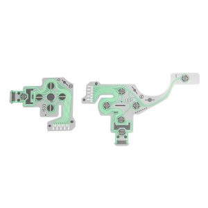PS4 Conductive film Keypad Flex Ribbon Cable για χειριστήρια dualshock 4