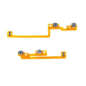 Left Right ZL/ZR Switch Button Flex Cable για Nintendo New 3DS και New 3DS XL