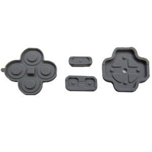Conductive D-Pad Rubber πλήκτρα για Nintendo New 3DS