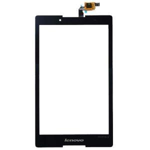 Lenovo Tab2 A8-50 A8-50F A8-50LC μηχανισμός αφής Touch Screen Digitizer μαύρο