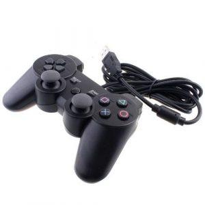 Ενσύρματο USB χειριστήριο DualShock 3 για Playstation 3 και PC