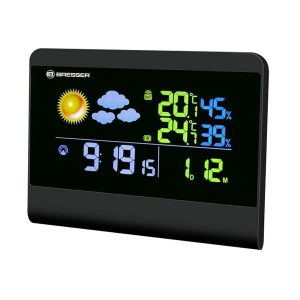 Μετεωρολογικός σταθμός Bresser TemeoTrend Colour Radio Weather Station