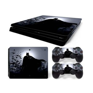 PS4 Αυτοκόλλητα Sticker skin Batman για Playstation 4 Slim