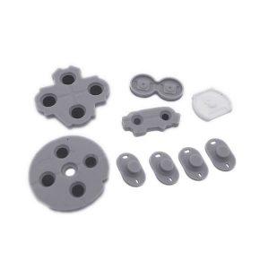 Ελαστικά πλήκτρα Buttons Conductive D-Pad Rubber για Nintendo Wii U Gamepad