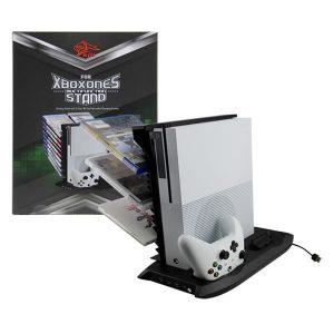 Βάση ψύξης και φόρτισης χειριστηρίων για Xbox one Slim Charger Station with Cooling fan