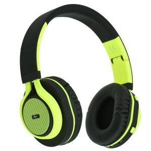 Ακουστικά Bluetooth Headphones stereo AP-B04 Lime