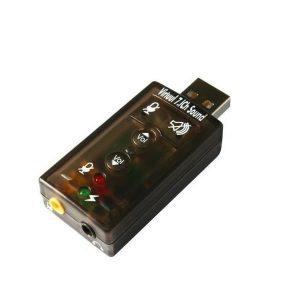 USB Sound Card 7.1 Overmax AK103B