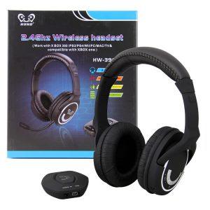 Ασύρματα ακουστικά με μικρόφωνο για PS4/ PS3/ XBOX 360/ PC/ TV