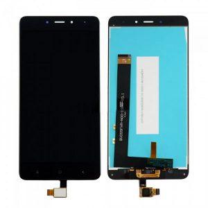 Xiaomi Redmi Note 4 Οθόνη με touch μαύρη
