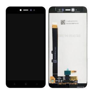 Οθόνη Xiaomi Redmi Note 5A με touch μαύρη