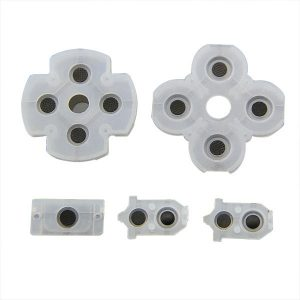 PS4 Conductive rubber pads για χειριστήριο DualShock 4 JDM-030