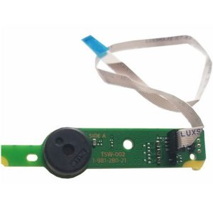 PS4 Power Eject Button LED Board με Flex Cable TSW-002 για Playstation 4 Slim