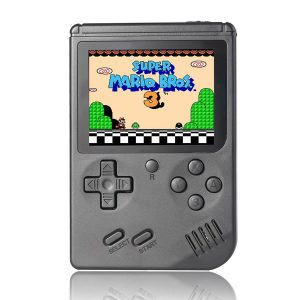 Retro FC 8 Bit Handhled Video Game 3 inch Screen 168 Games Support TV AV Out