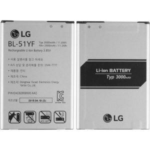 Μπαταρία LG BL-51YF Li-Ion 3.8V 3000mAh για G4 Original (Bulk)
