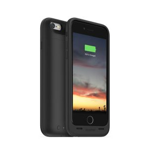 Θήκη με Power Bank για iPhone 6 Plus Mophie juice pack plus (μαύρο) Charger Case