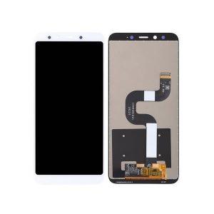Xiaomi Mi A2 / 6x Οθόνη LCD με touch λευκή