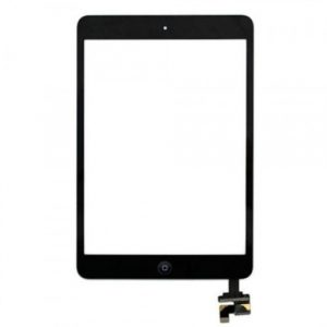 iPad mini/ mini 2 Οθόνη αφής Τouch Screen Digitizer (Home Button+IC) μαύρο