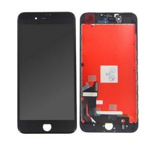 iPhone 7 Plus Οθόνη LCD και Digitizer με Μηχανισμό Αφής Touch Screen μαύρο (Tianma)