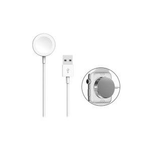 Ασύρματος Φορτιστής με καλώδιο για Apple iWatch 3/ 2/ 1 (1m)