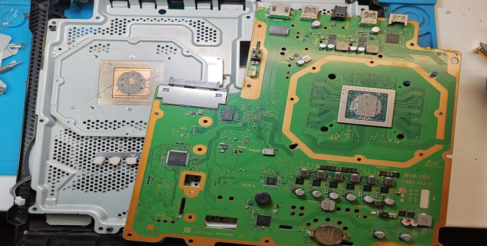 Επισκευή Playstation 4