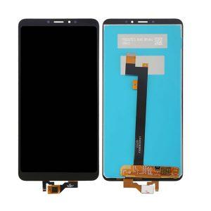 Xiaomi Mi Max 3 Οθόνη LCD με touch μαύρη