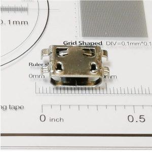 Επαφή φόρτισης TB-7104F micro USB charging port connector