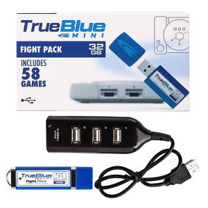 True Blue mini Fight pack V3 32 GB για PSX Classic κονσόλες