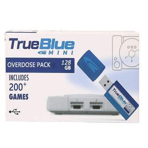 True Blue Mini Overdose v5 128GB για PSX Classic κονσόλες