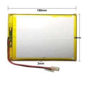 Universal μπαταρία tablet 3.7V 6500mAh 30100150