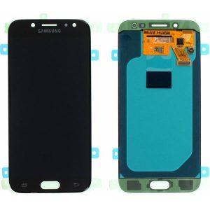 Γνήσια Οθόνη LCD Samsung Galaxy J3 2016 J320F με μηχανισμό αφής μαύρη