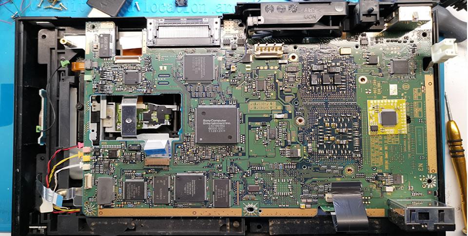 Επισκευή Playstation 2 Service Ανταλλακτικά