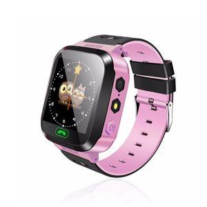 Παιδικό ρολόι με GPS BW Smart Watch Ροζ
