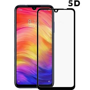 5D Full Tempered Glass Glue για Samsung Galaxy S10 Μαύρο