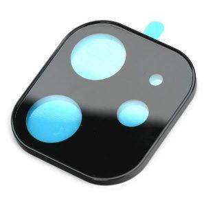 Tempered Glass Κάμερας για iPhone 11 Μαύρο