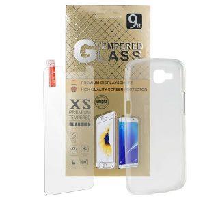 Θήκη και Tempered Glass ΣΕΤ για Samsung Galaxy A10
