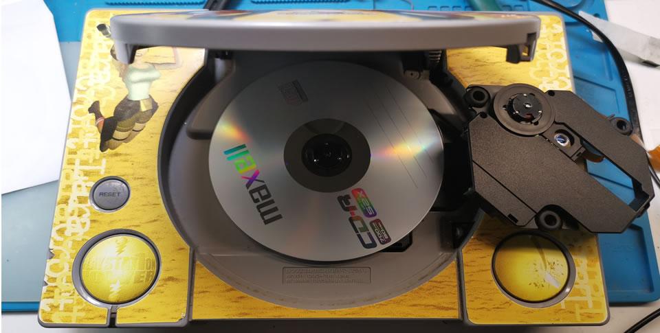 Επισκευή Playstation PSone