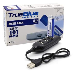 True Blue mini meth pack V2 64 GB για PSX Classic κονσόλες