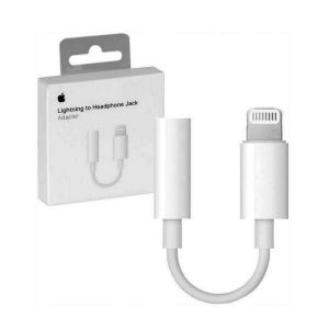 Apple MMX62ZM/A Jack 3.5mm to Lightning