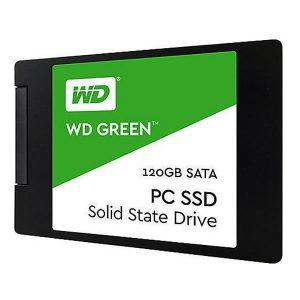 SSD Σκληρός δίσκος Western Digital G2 WD Green 120GB SA3
