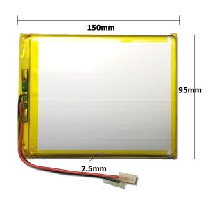 Universal μπαταρία tablet 3.7v 4500mAh 2595150