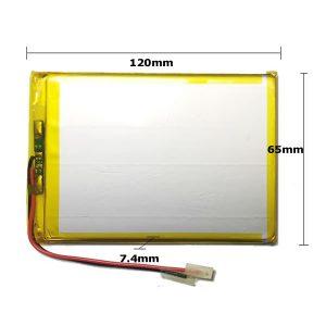 Universal μπαταρία tablet 3.7v 9000mAh 7465120