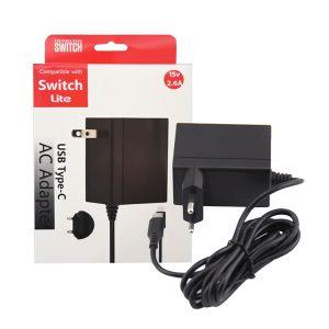 Καλώδιο ρεύματος για Nintendo Switch Lite Type- C AC adapter
