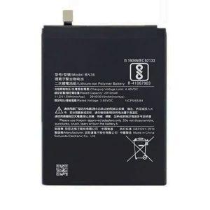 Μπαταρία BN36 για Xiaomi Mi A2/ Mi 6X
