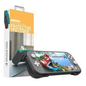 Προστατευτική θήκη με βάση για Nintento Switch Lite με 2 Card Holder
