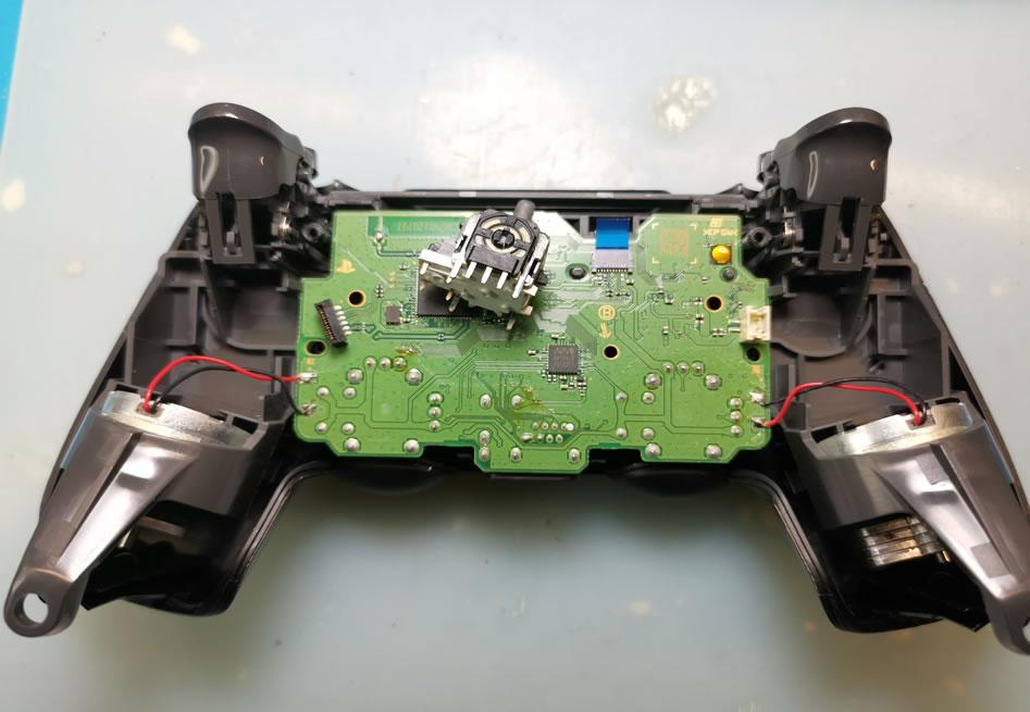 Επισκευή PS4 χειριστηρίων