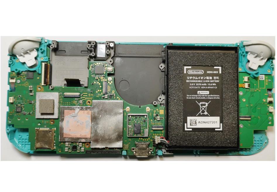 Επισκευή Nintendo Switch