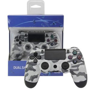 PS4 Slim Wireless Ασύρματο Controller Camouflage Special Edition