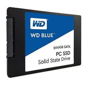 SSD Σκληρός δίσκος Western Digital WD Blue 500GB