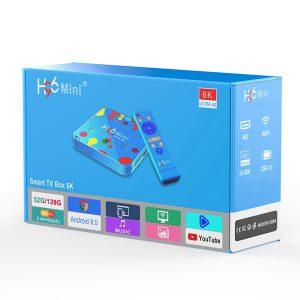 H96 Mini Smart TV Box 4GB RAM 32GB ROM 4K Media Player