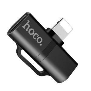 Hoco LS20 Adapter ακουστικά και φόρτισης για κινητά τηλέφωνα iPhone